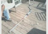 Plumbing Line that was inoperable