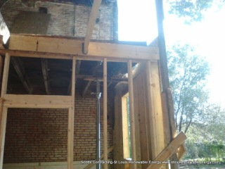 scotts Contracting Gut Rehab St Louis Missouri