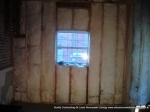 R 16 Unfaced Wall Insulation as used in Benton Rehab Project