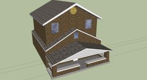 All Brick Masonry Design Option