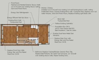 Benton CAD Floor Plan by Scotty,Scotts Contracting