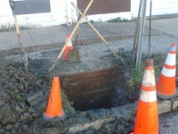Scotts Contracting, St Louis Renewable Energy Water Main Repair Benton Project