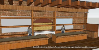 CAD Bar Design 1-Designed by Scotts Contracting