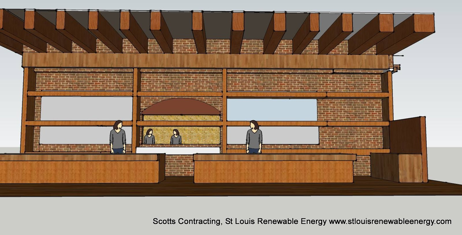 Cad bar designs before photos with cad drawing st louis for Bar back plans