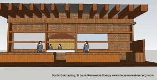 CAD Designs by Scotts Contracting Shady Jacks Saloon Bar Build