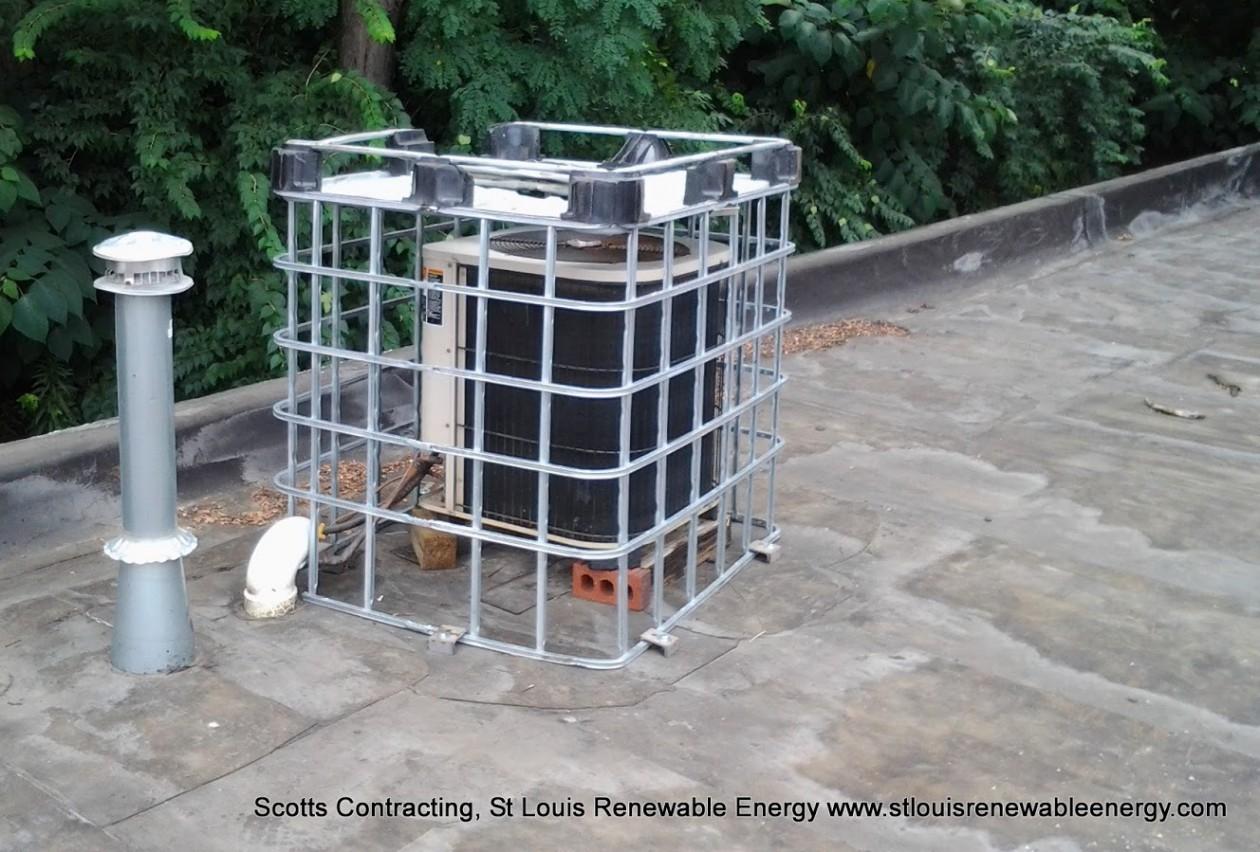 St Louis Renewable Energy-Scotts Contracting