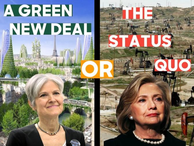Jill Stein materials